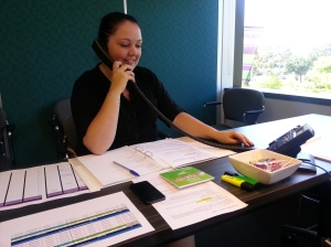 Business events telemarketing calls