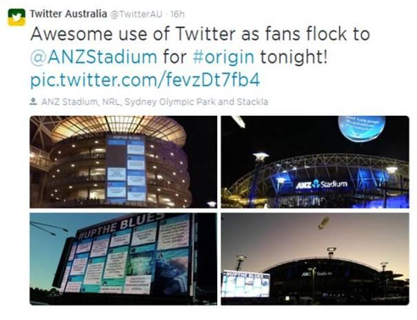 Twitter Origin