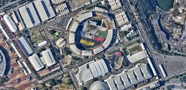 Nearmap Australia image of Sydney Olympic Park