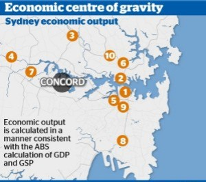 Sydney Olympic Park recognised as economic hub