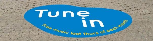 tune in sticker