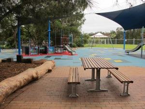 Concord West playground