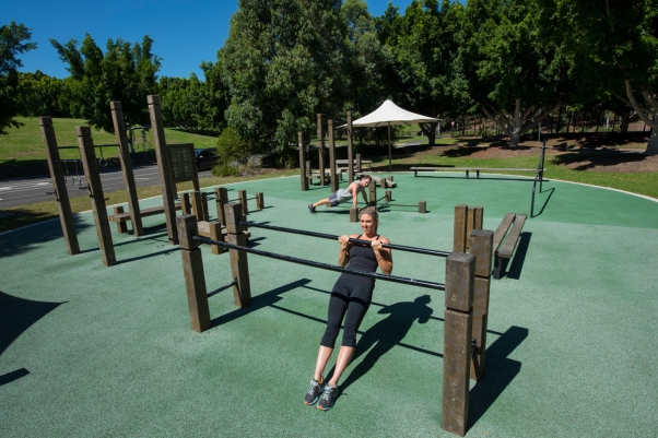 Top 5 Exercise Spots In Sydney Olympic Park To Drop Those