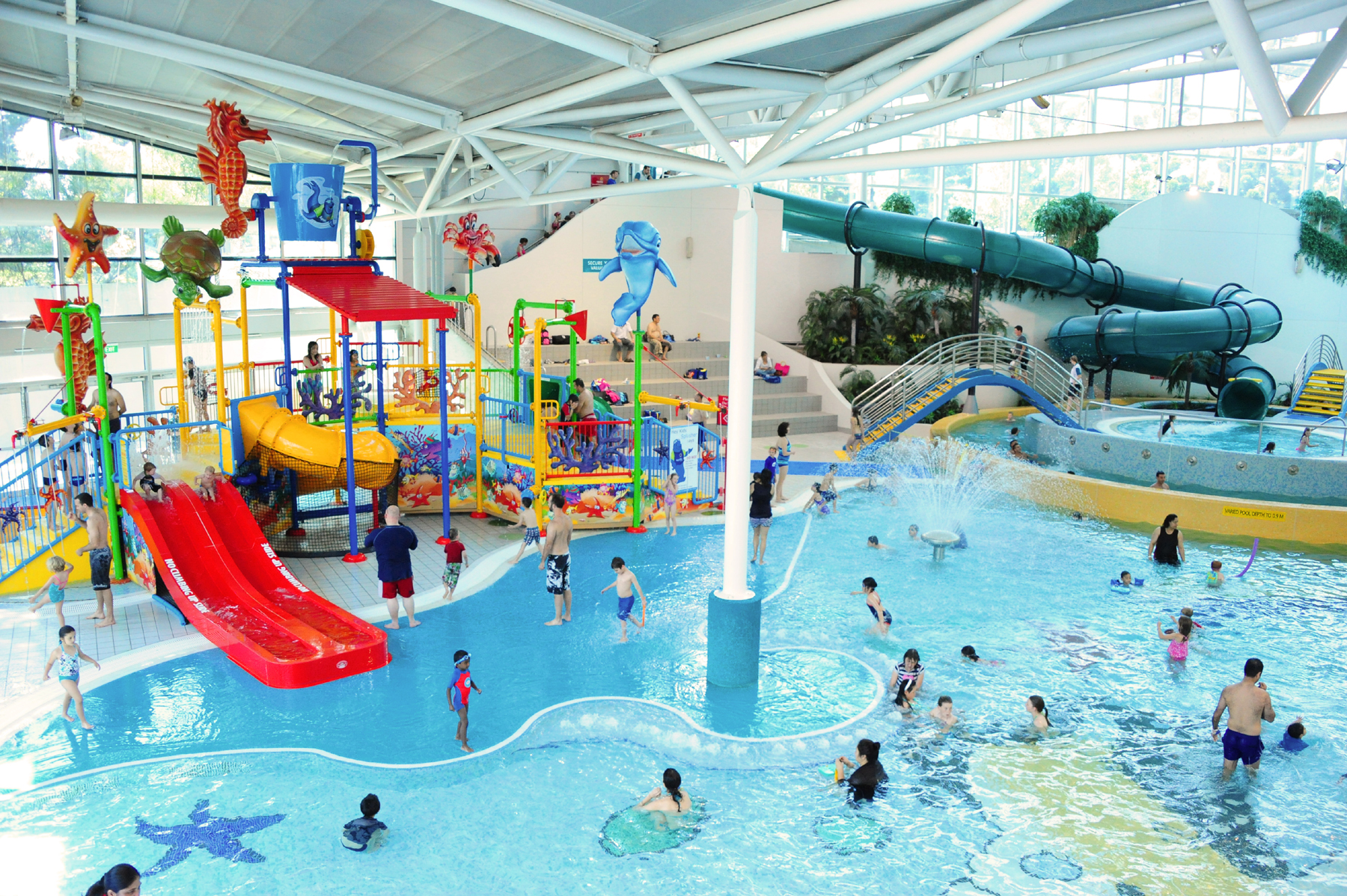 Splashers Water Playground